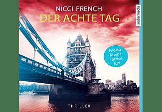 Nicci French - Der achte Tag  - (CD)