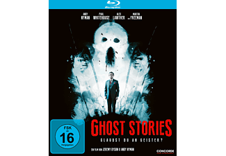 GHOST STORIES - (Blu-ray)