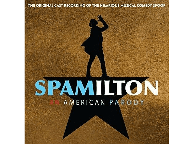 Stephen Schwartz, VARIOUS - Spamilton [CD]
