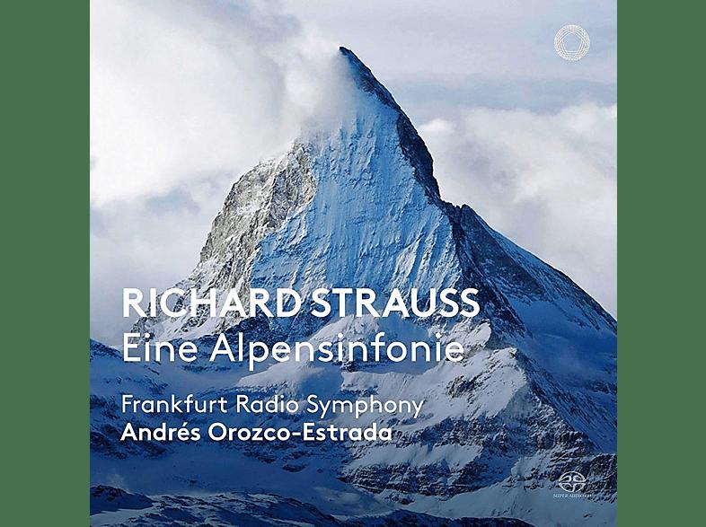 Radio-sinfonie-orchester Frankfurt - Eine Alpensinfonie [SACD Hybrid]