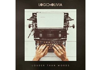 Logic / Olivia - Louder Than Words  - (CD)