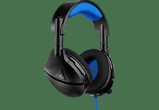 TURTLE BEACH Gaming Headset Stealth 300P mit Verstärker für PS4 schwarz/blau