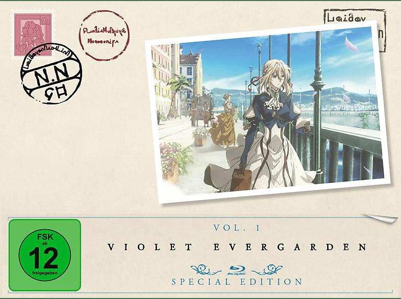 Violet Evergarden - Staffel 1 - Vol. 1 [Blu-ray]