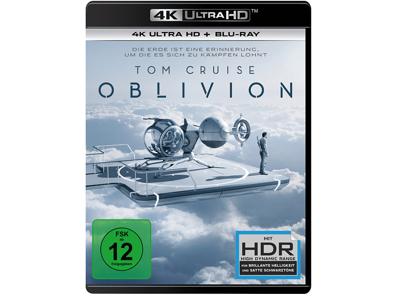 Oblivion [4K Ultra HD Blu-ray + Blu-ray]
