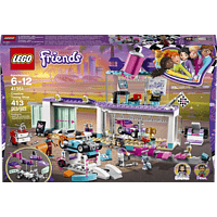 LEGO Tuning Werkstatt (41351) Bausatz, Mehrfarbig