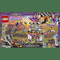 LEGO Das große Rennen (41352) Bausatz, Mehrfarbig