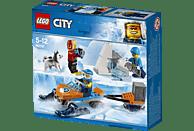 LEGO Arktis-Expeditionsteam (60191) Bausatz, Mehrfarbig
