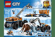 LEGO Mobile Arktis-Forscherstation (60195) Bausatz, Mehrfarbig