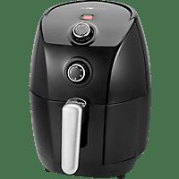 CLATRONIC FR 3698 H Heißluftfritteuse 900 Watt Schwarz