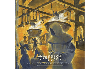 Trappist - Ancient Brewing Tactics (Black LP Jacket+MP3)  - (Vinyl)