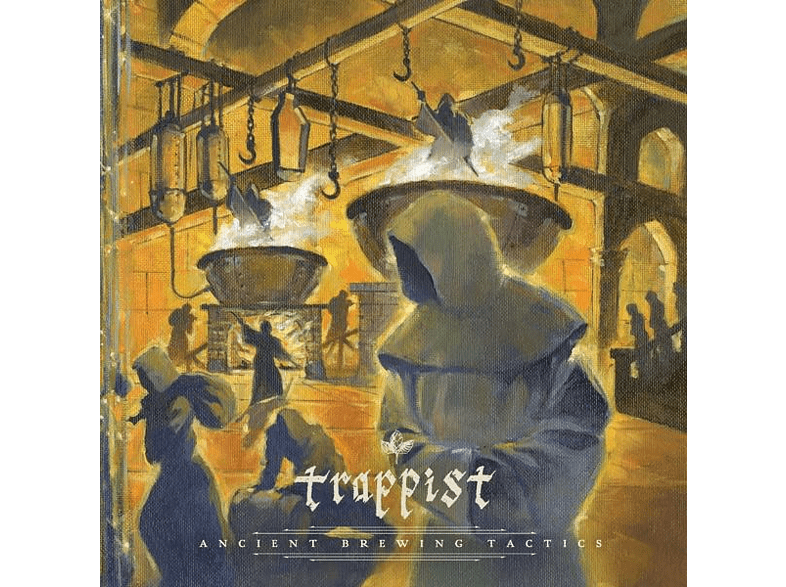 Trappist - Ancient Brewing Tactics (Black LP Jacket+MP3) [Vinyl]