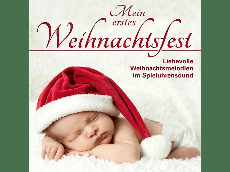 VARIOUS - Mein Erstes Weihnachtsfest-Melodien Im Spieluhren [CD]