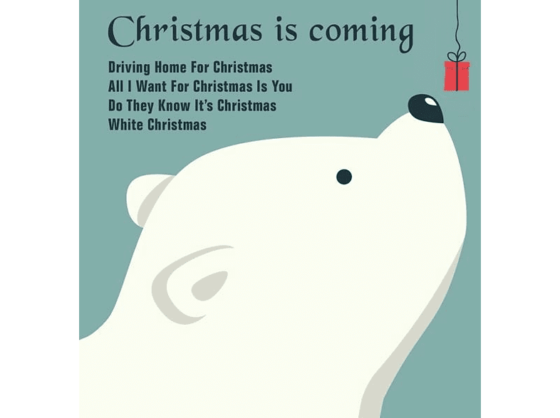 VARIOUS - Christmas Is Coming [CD]