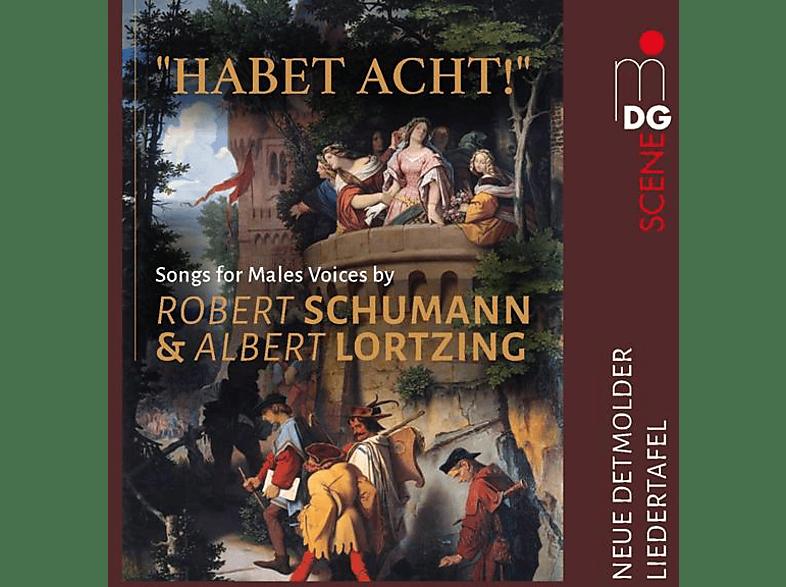 Neue Detmolder Liedertafel - Lieder und Gesänge für Männerstimmen [CD]