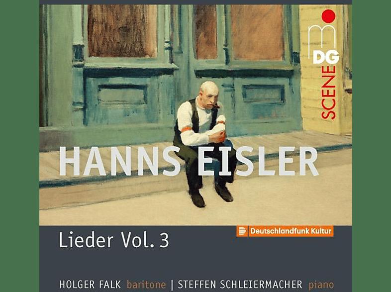 Falk,Holger/Schleiermacher,Steffen - Lieder Vol.3 [CD]