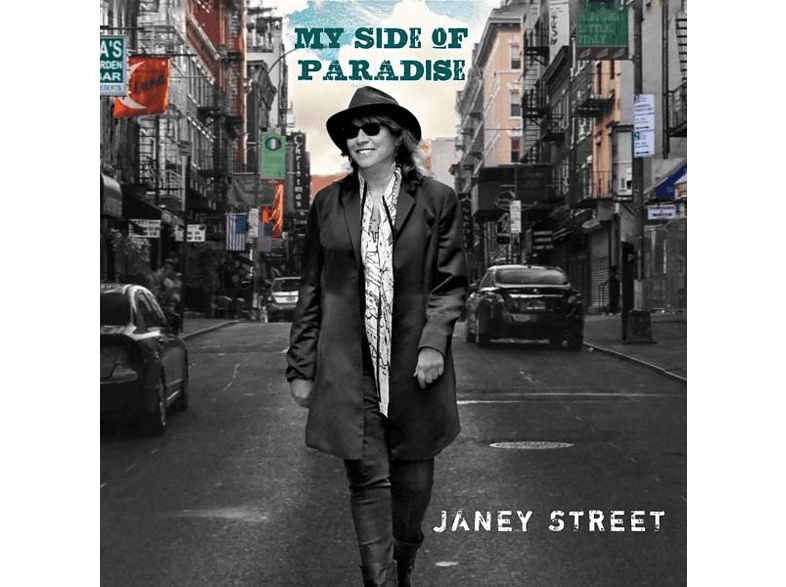 Janey Street - My Side Of Paradise [CD]