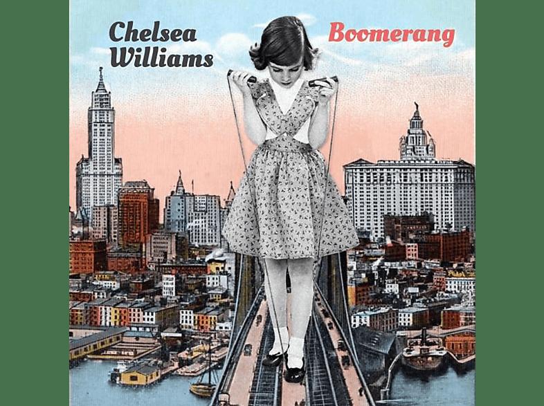 Chelsea Williams - Boomerang [CD]