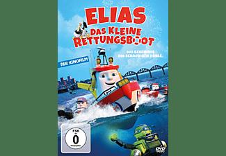 Elias, das kleine Rettungsboot DVD