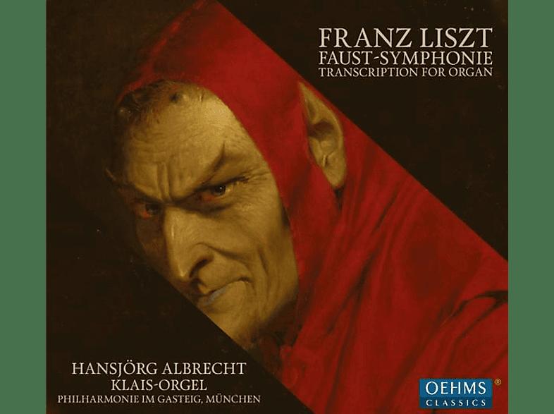 Hansjörg Albrecht - FAUST-SYMPHONIE [CD]