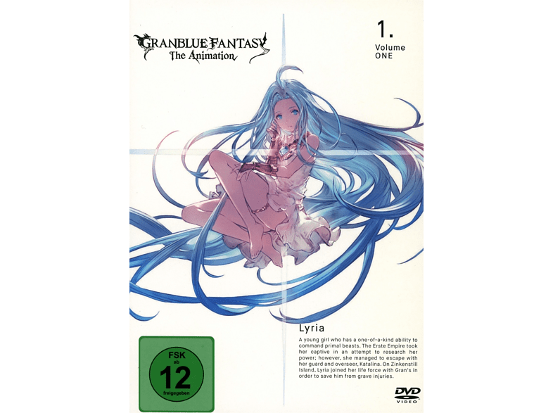 GRANBLUE FANTASY The Animation - Vol.1 [DVD]