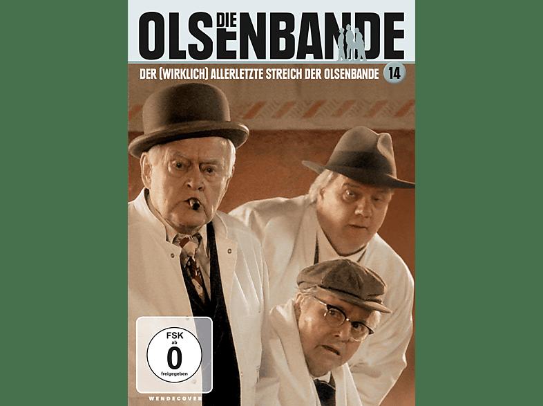 (14)Der Wirklich Allerletzte Streich D.Olsenbande  [DVD]