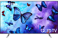 SAMSUNG GQ82Q6FNGT QLED TV (Flat, 82 Zoll/207 cm, UHD 4K, SMART TV, Tizen)