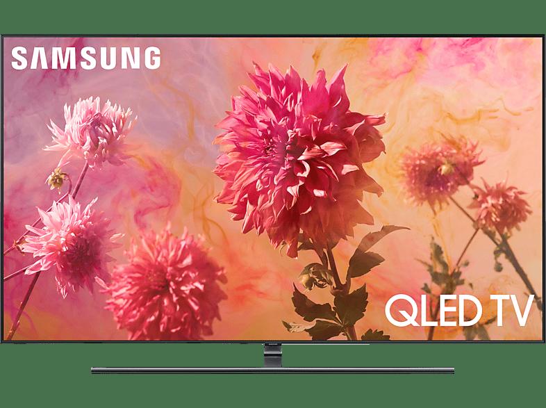 SAMSUNG GQ75Q9FNG QLED TV (Flat, 75 Zoll/189 cm, QLED 4K, SMART TV, Tizen)
