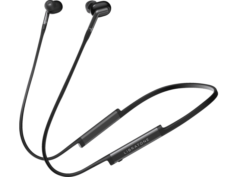 LIBRATONE Track+, In-ear Kopfhörer Bluetooth Schwarz