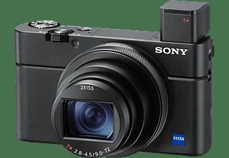Cámara - Sony RX100 VI, Sensor CMOS, 20.1 MP, Vídeo 4K, BIONZ X, OLED, Wi-Fi, Negro