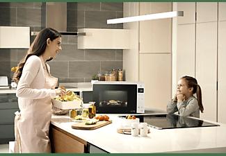 LG MS 23 NECBW Mikrowelle (1000 Watt)