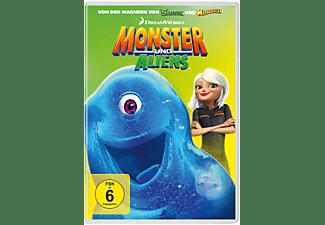 Monster und Aliens DVD