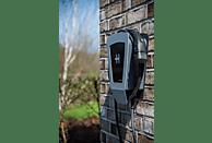 HEIDELBERG WALLBOX HOME ECO 3.5 M Ladestation für Elektrofahrzeuge, Silbergrau Metallic