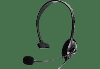 Auricular con micrófono - ISY IC-1001, Control de volumen, Para PS4 y XboxOne