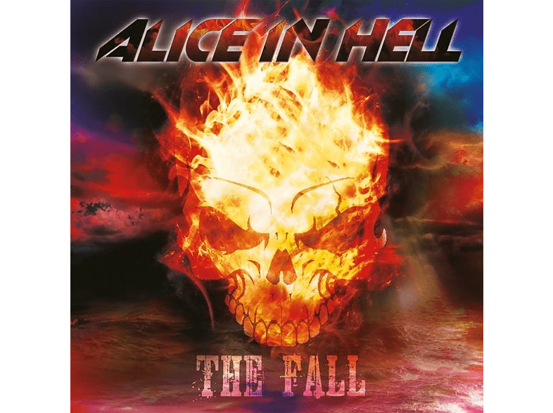Alice In Hell - The Fall [CD]
