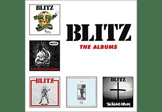 Blitz - The Albums  - (CD)