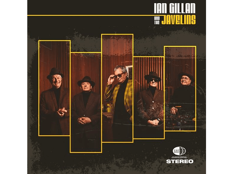 Ian Gillan, The Javelins - Ian Gillan & The Javelins [LP + Download]