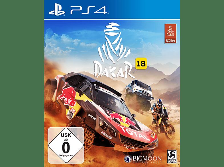 Dakar 18 [PlayStation 4]
