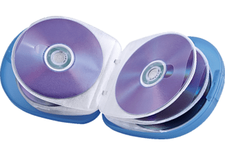 HAMA 24 CD-Tasche, Transparent