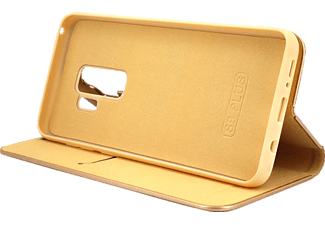 AGM 27230 Relief, Bookcover, Samsung, Galaxy S9+, Gold