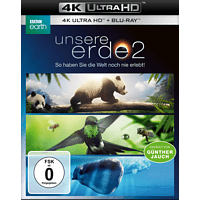 Unsere Erde 2 [4K Ultra HD Blu-ray + Blu-ray]
