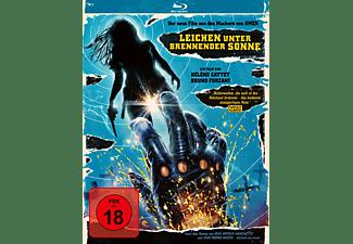 Leichen unter brennender Sonne Blu-ray