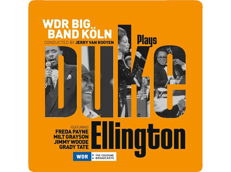 WDR Big Band Köln - Plays Duke Ellington [Vinyl]