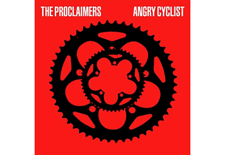 The Proclaimers - ANGRY CYCLIST  - (CD)