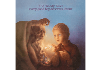 The Moody Blues - Every Good Boy Deserves Favour  - (Vinyl)
