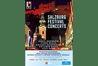 Barenboim/Harnoncourt/Rattle/Boulez - Salzburg Festival Concerts [DVD]