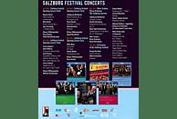Barenboim/Harnoncourt/Rattle/Boulez - Salzburg Festival Concerts [Blu-ray]