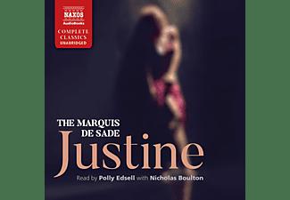 Edsell,Polly/Boulton,Nicholas - Justine  - (CD)