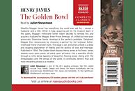 Juliet Stevenson - The Golden Bowl (unabridged) - (CD)