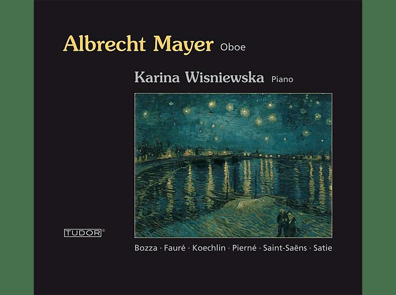 Albrecht Mayer, Karina Wisniewska - Oboe und Klavier. Clar de Lune [CD]