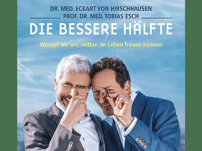 Hirschhausen,Eckart von/Prof.Esch,Tobias - Die Bessere Hälfte - (CD)